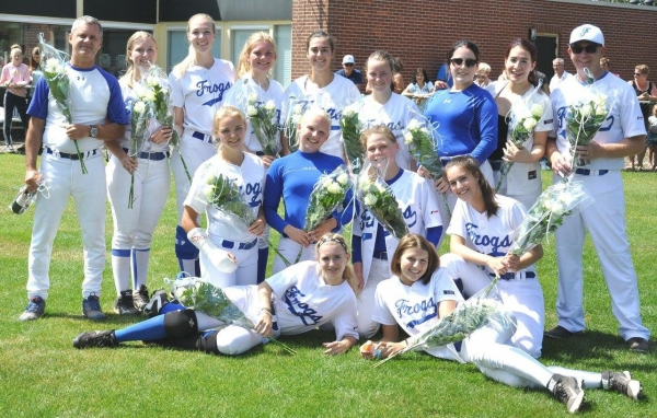 softbal junioren kampioen 2017